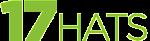 17hats-wordmark-green